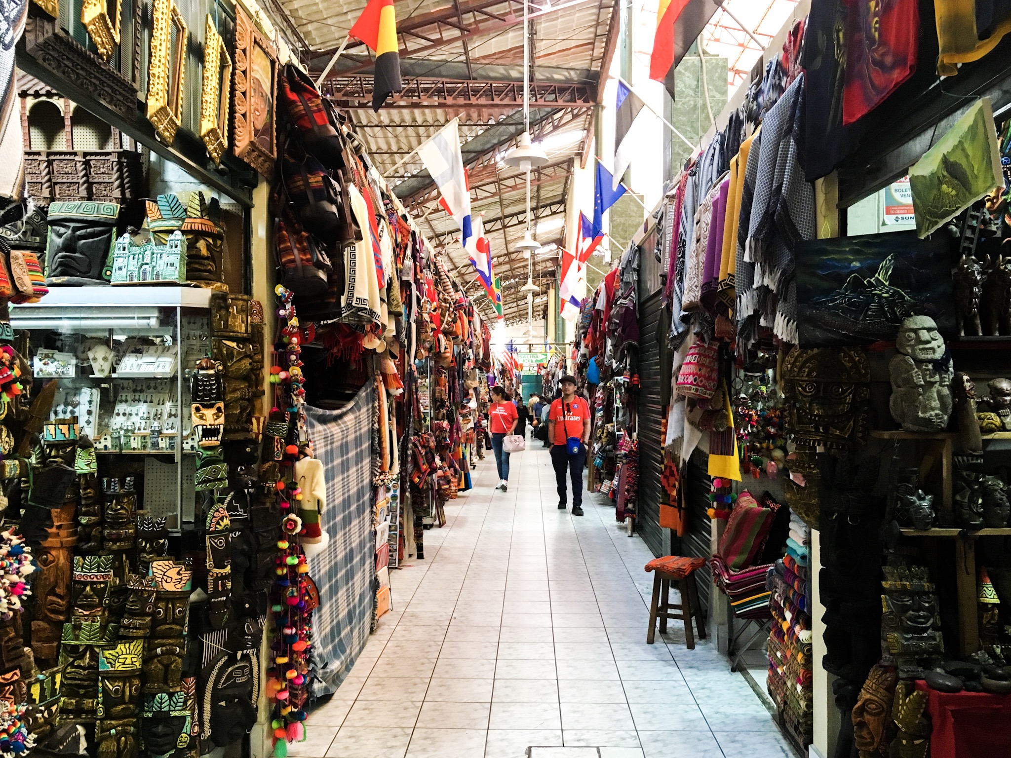 Centro artigianale di Cusco