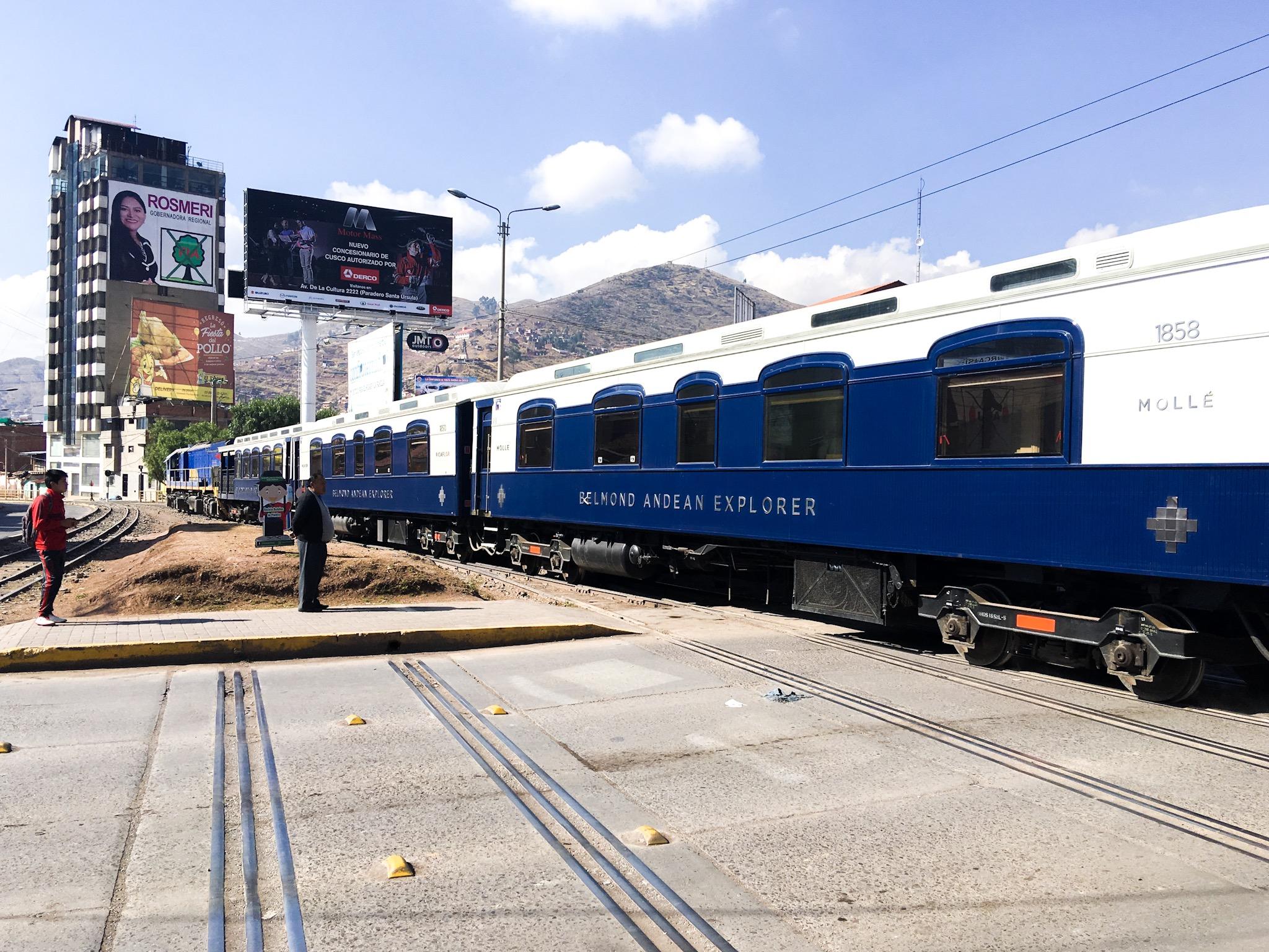 Ferrovia di Cusco