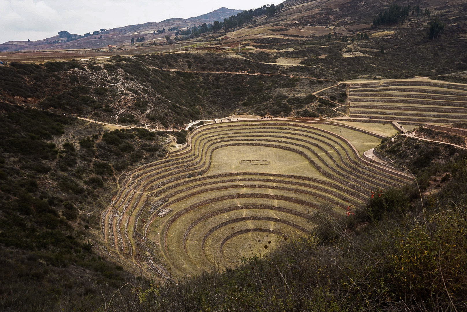 Moray-Sacred Valley