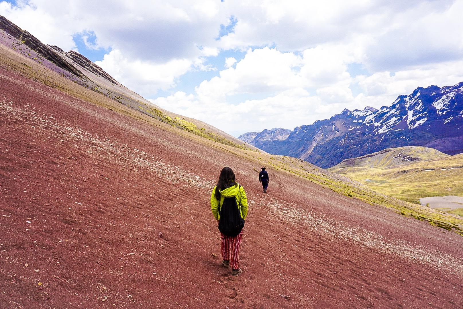 Red Valley Peru