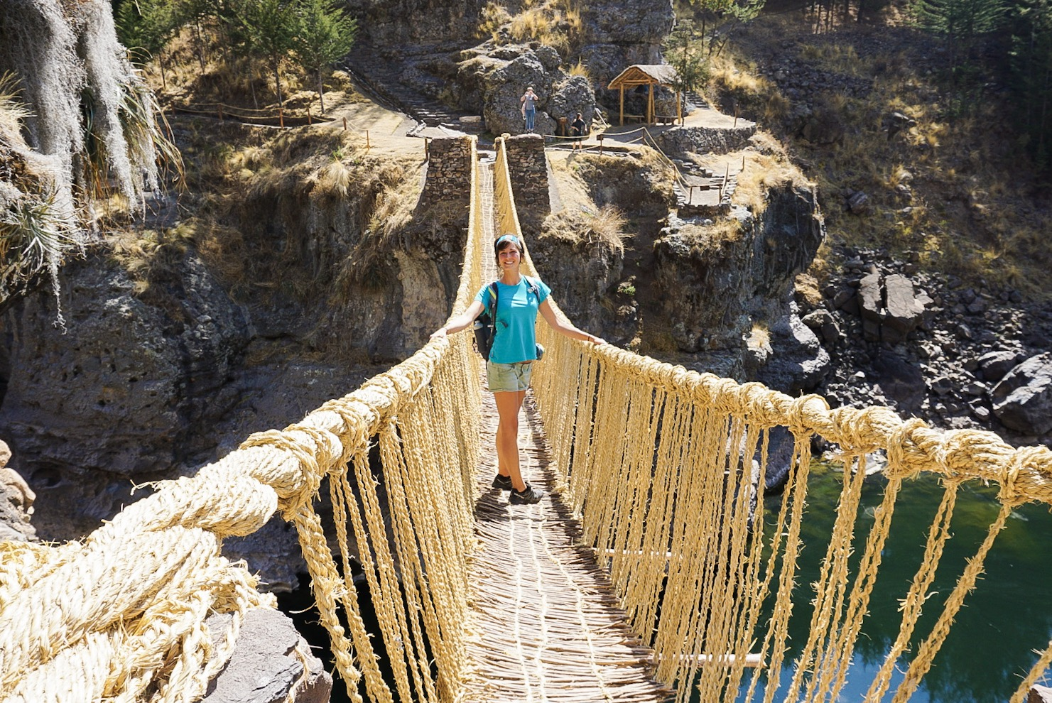 Ponte Inca Peru