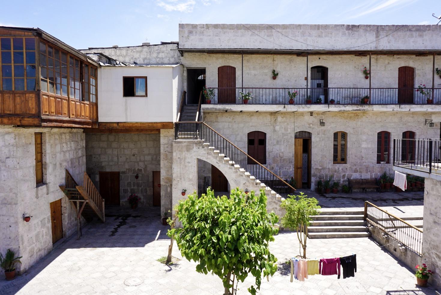 Arequipa case comunità