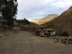 Il misti e Arequipa