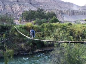 Il ponte e il fiume