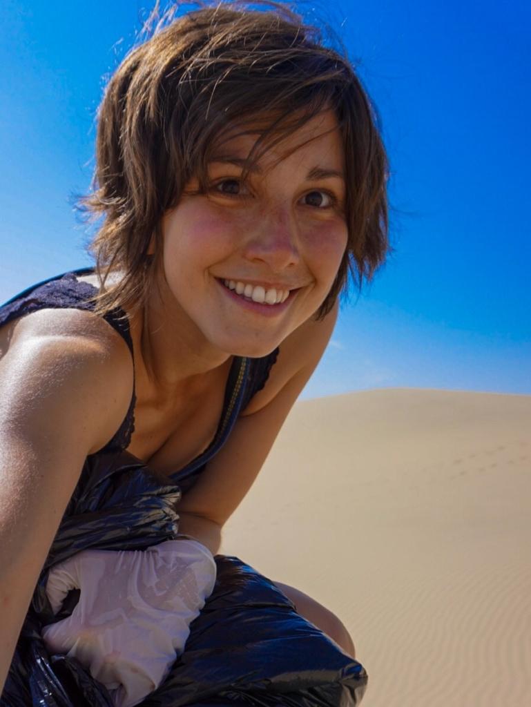 Pulendo le dune in Peru