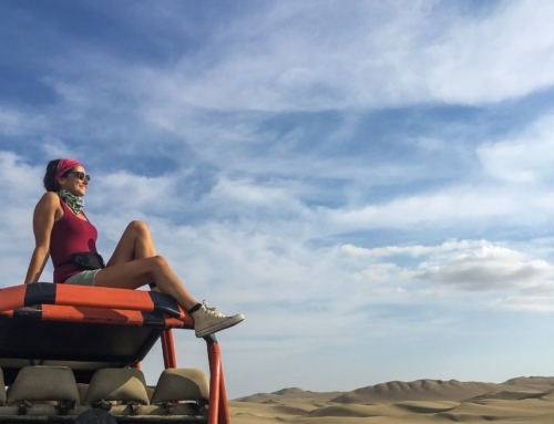 Huacachina e il deserto del Peru