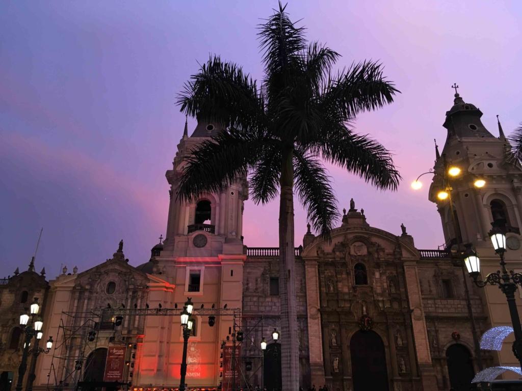 cattedrale di Lima