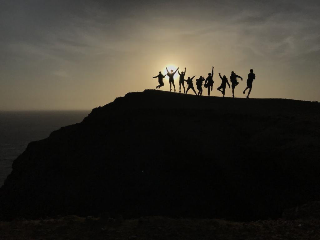 Tramonto a Paracas