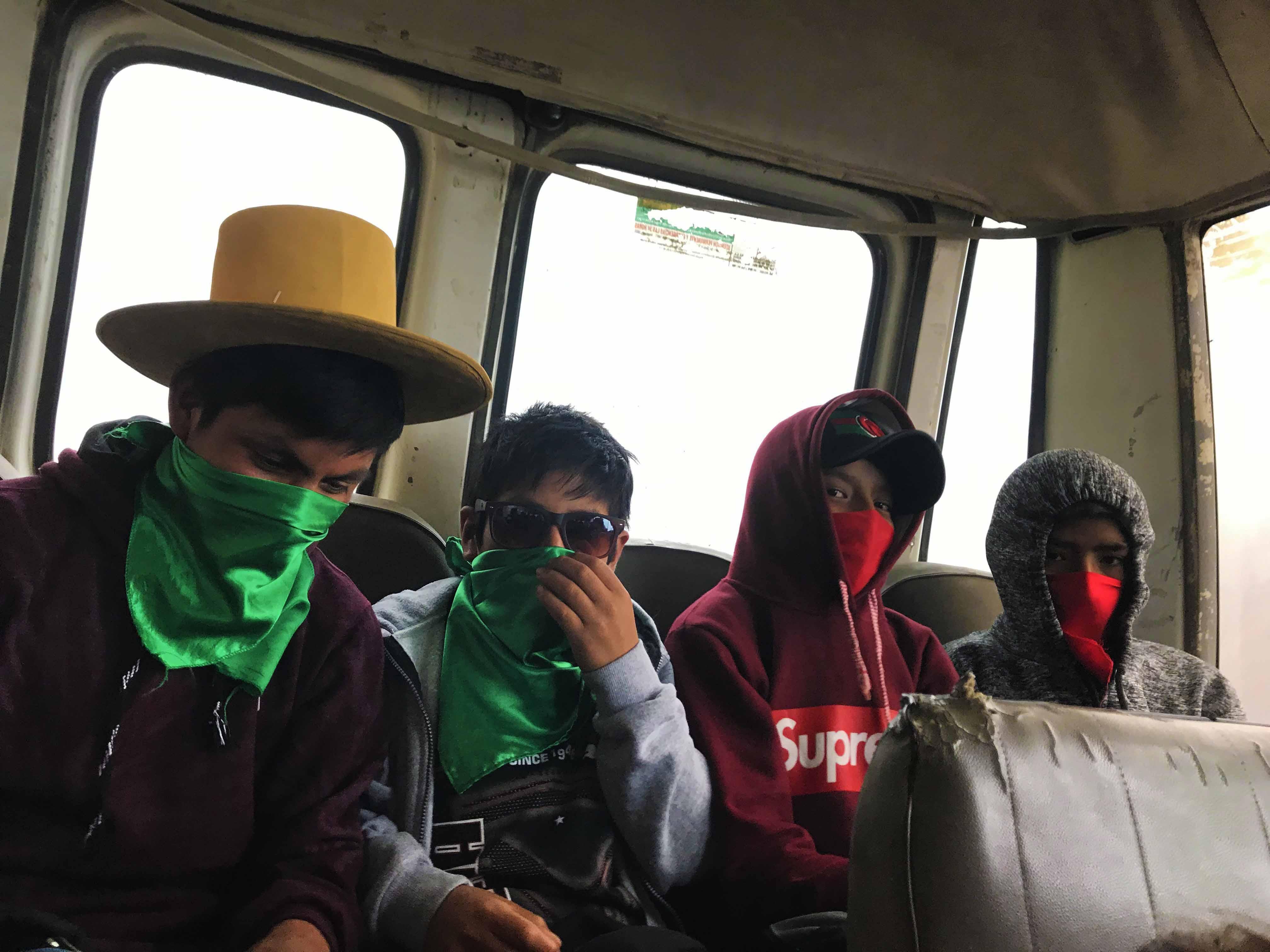 gita scolastica Peru