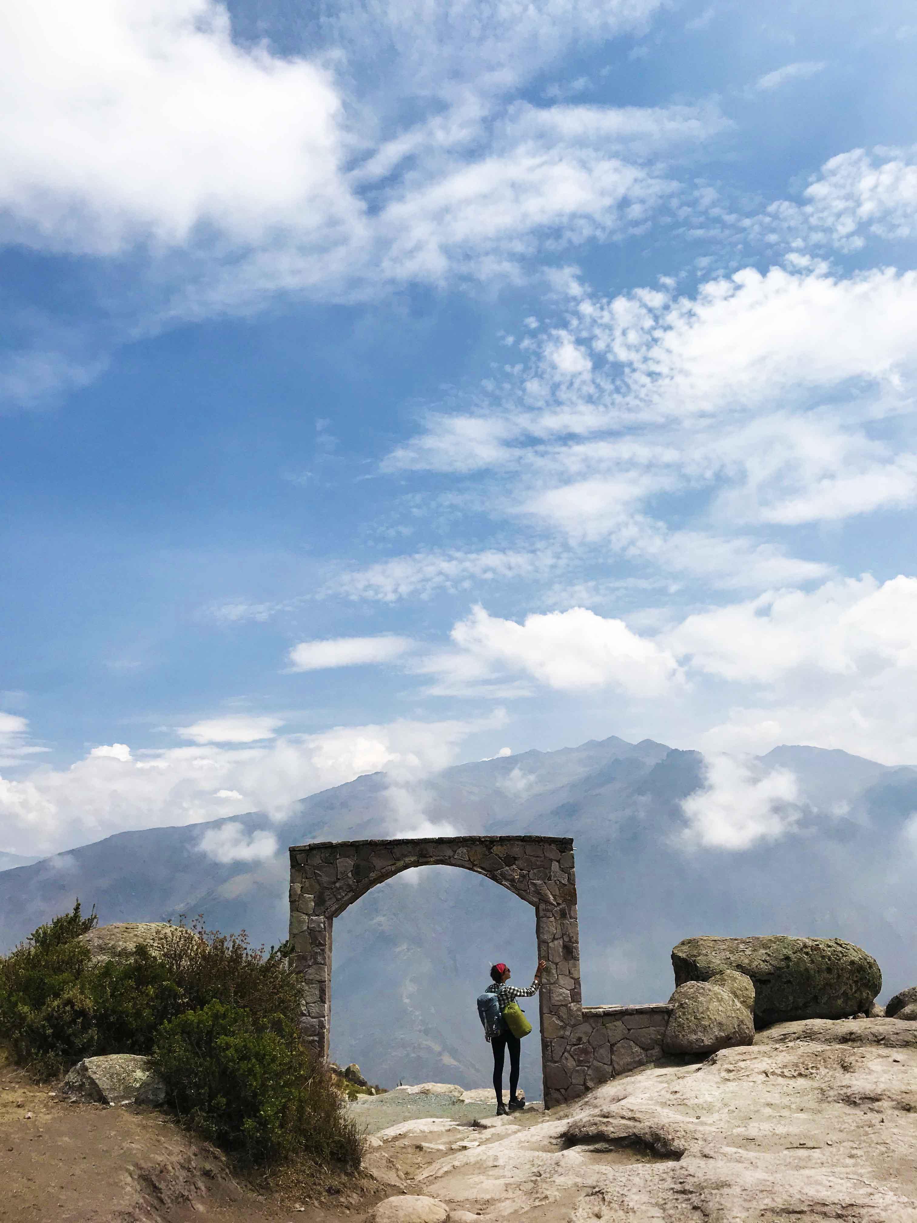 addio al Peru